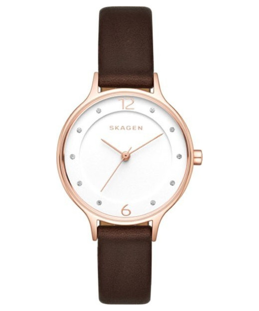 Skagen Anita Leather Watch SKW2472