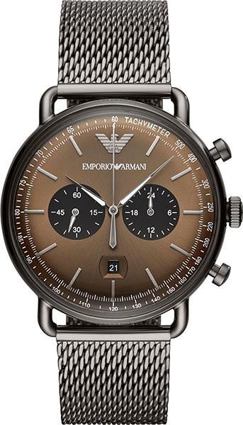 Emporio Armani Aviator AR11141 с хронографом