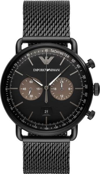 Emporio Armani Aviator AR11142 с хронографом