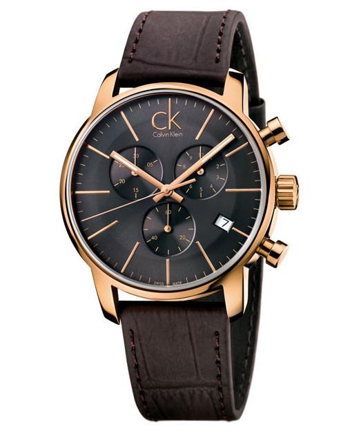 Calvin Klein K2G276G3 с хронографом