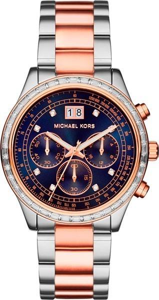 Michael Kors Brinkley MK6205 с хронографом