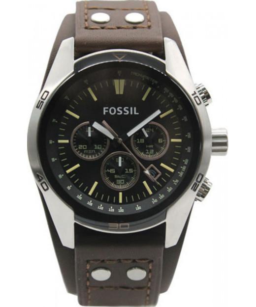 Fossil Coachman CH2891 с хронографом