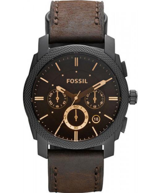 Fossil Machine FS4656 с хронографом