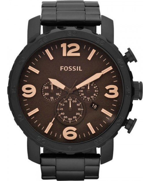 Fossil Nate JR1356 с хронографом