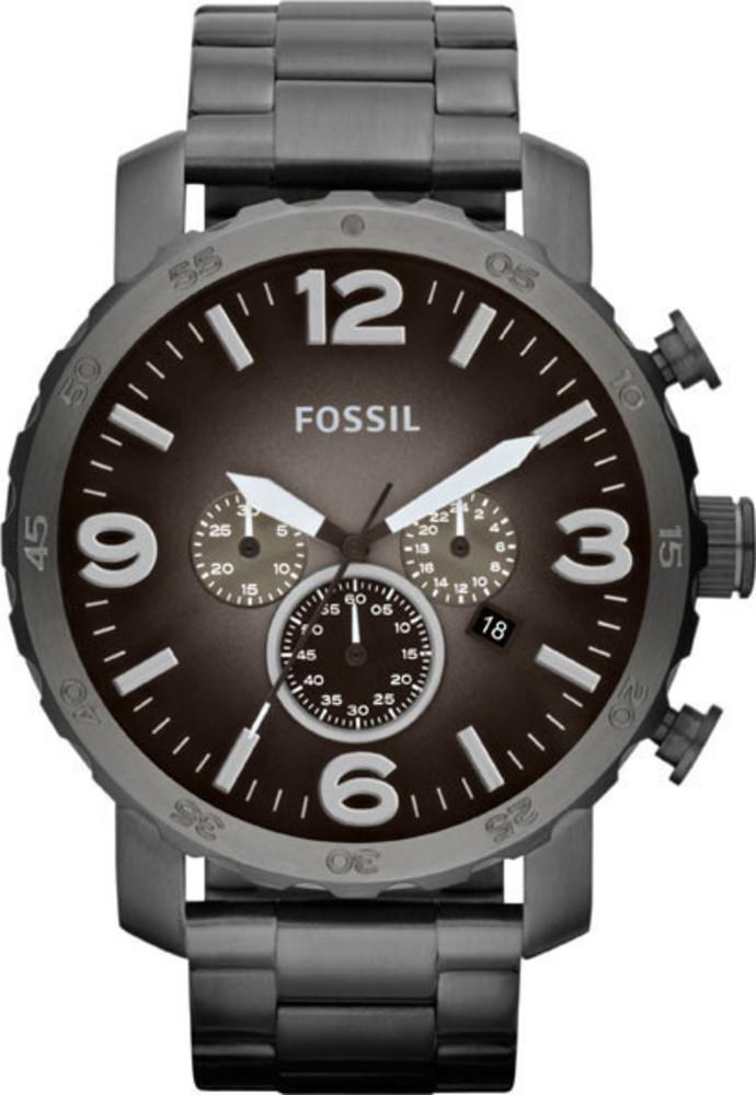 Fossil Nate JR1437 с хронографом