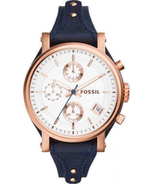 Fossil Boyfriend ES3838 с хронографом