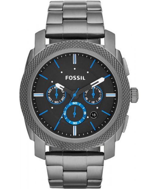 Fossil Machine FS4931 с хронографом