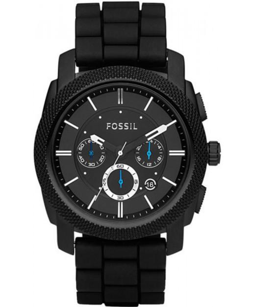 Fossil Machine FS4487 с хронографом