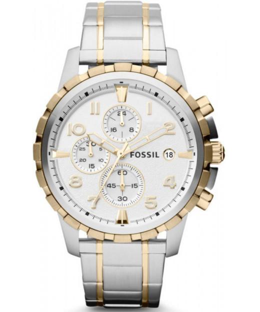 Fossil Dean FS4795 с хронографом